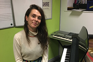 Florence C. - Piano tutor in