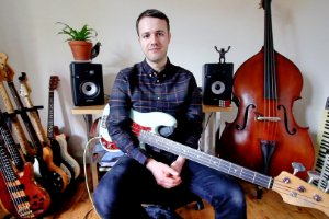 Pete G. - Bass Guitar tutor in