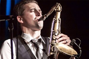 Stephen W. - Saxophone tutor in Leeds